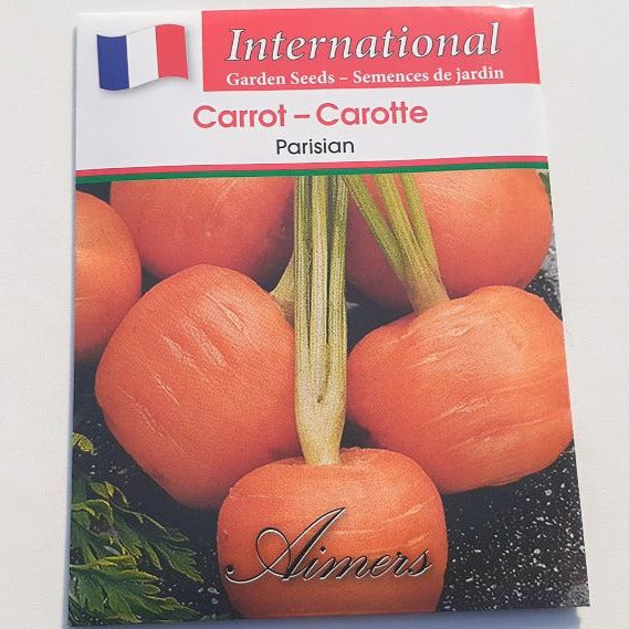 Carrot 'Parisian'