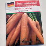 Carrot 'Tendersweet'