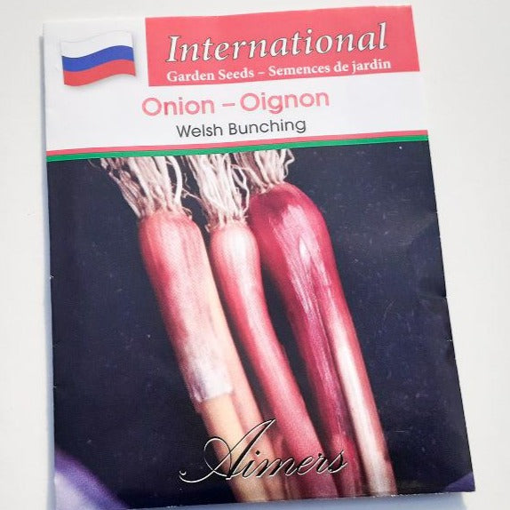 Onion 'Welsh Bunching'