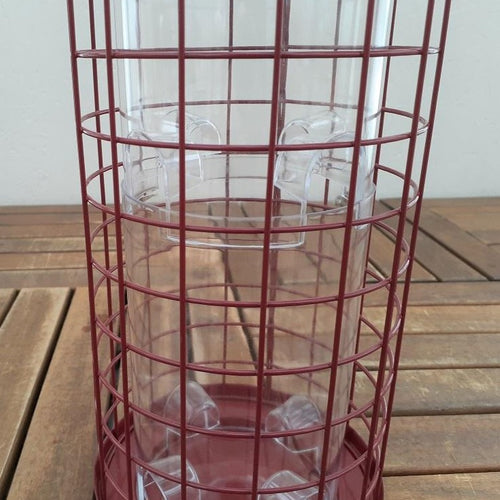 Birdfeeder 'Red Wire'