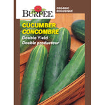 Cucumber 'Double Yield'