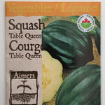 Squash 'Table Queen'