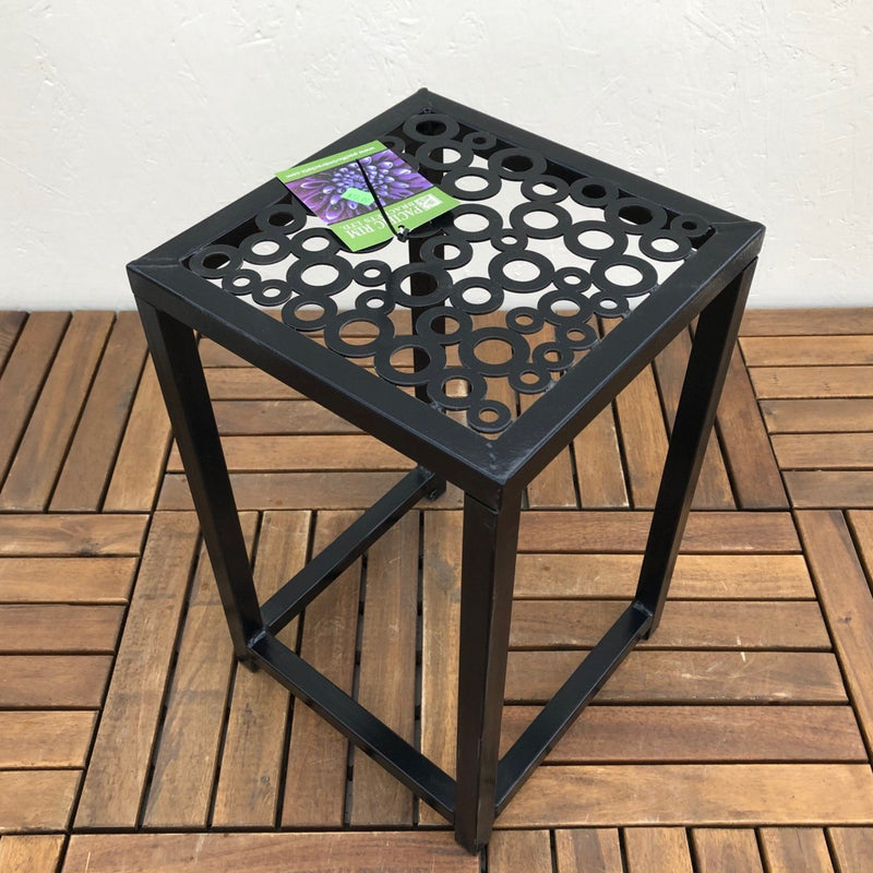 Circle Motif Plant Stand (Small)