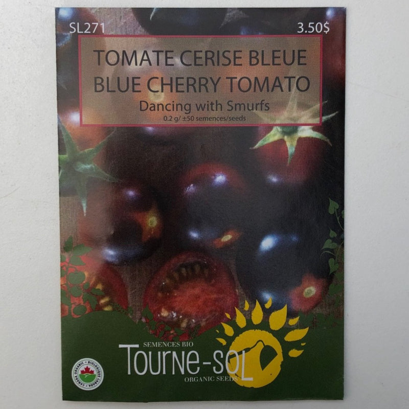 Tomato 'Dancing with Smurfs'