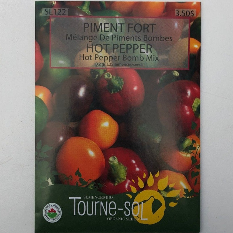 Hot Pepper 'Bomb Mix'