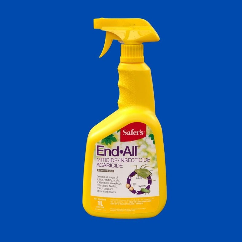 Safer's End All Miticide/Insecticide