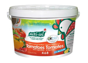 Actisol Tomatoes & Vegetables 2.5 kg