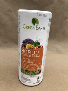 Green Earth Bordo Copper powder