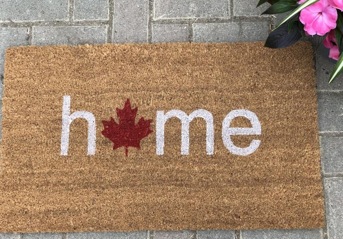 Door Mat CoCo Fibre - Home