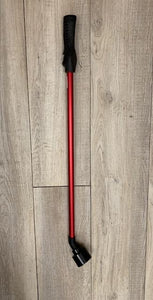 "Dramm Watering Tool One Touch 30"" Rain Wand - Red"
