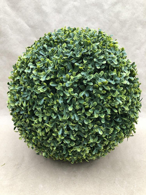 Faux 16 inch Boxwood sphere