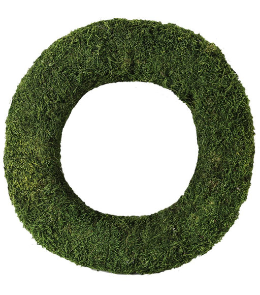 SuperMoss Preserved Sheet Moss Wreath