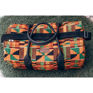Accra Weekend Bag - KENDI AMANI