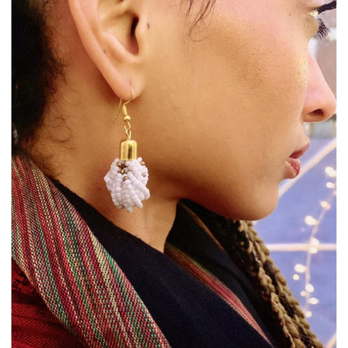 Bush Berry Earrings - KENDI AMANI
