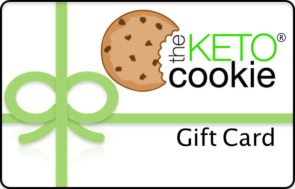 The Keto Cookie Gift Card