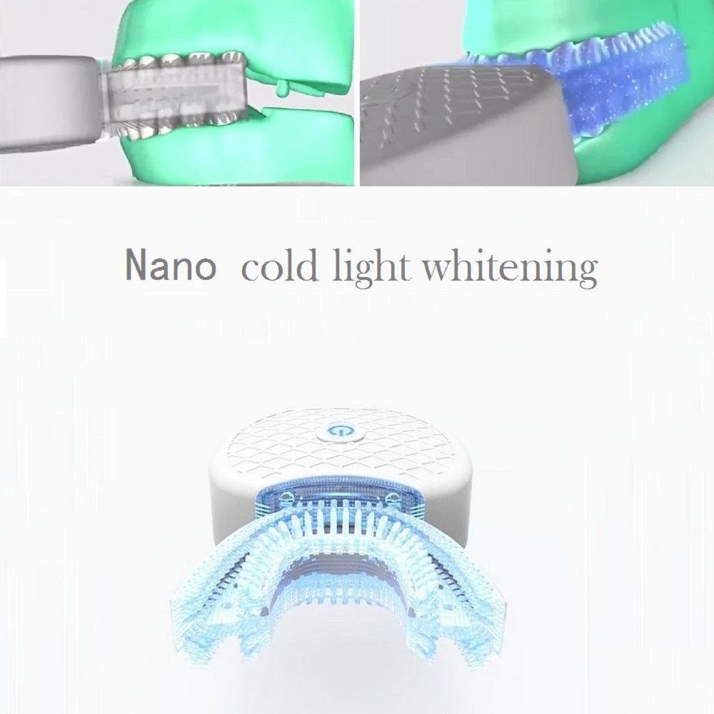 Smilefast Combo - Fully Automatic toothbrush + toothpaste