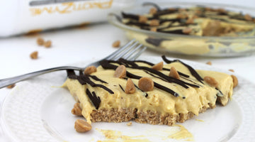 Protizyme Peanut Butter Pie