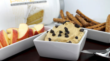 CHOCOLATE CHIP CAKE BATTER DIP