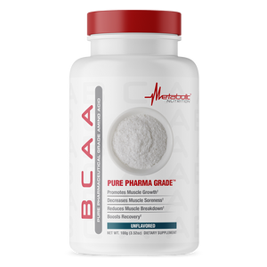 BCAA, Branch Chain Amino Acid, 100 gram, unflavored. Pure Pharmaceutical Grade Amino Acid.
