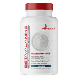 Beta Alanine, 100 gram, unflavored. Pure Pharmaceutical Grade Amino Acid.