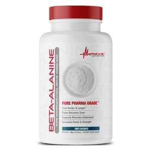 Beta Alanine, 300 gram, unflavored. Pure Pharmaceutical Grade Amino Acid.