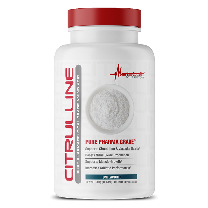 Citrulline, 300 gram, unflavored. Pure Pharmaceutical Grade Amino Acid.