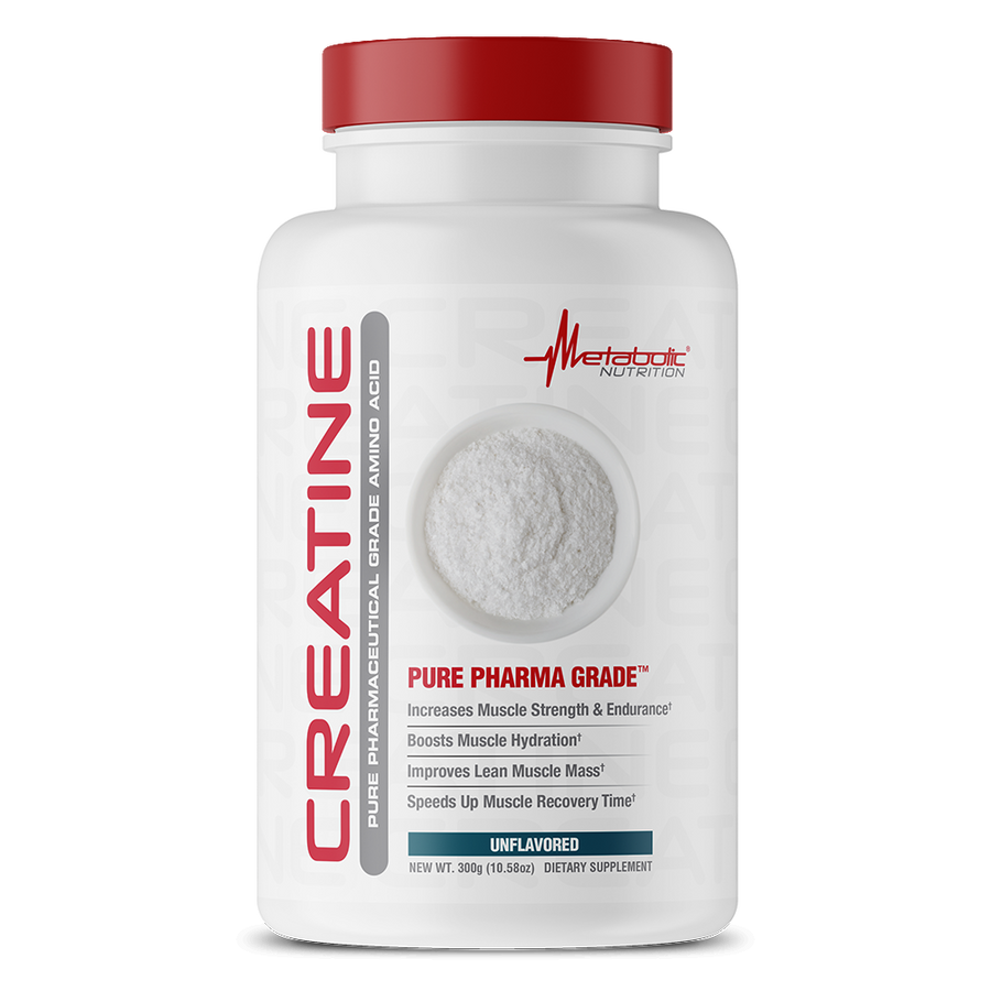 Creatine, 300 gram, unflavored. Pure Pharmaceutical Grade Amino Acid.