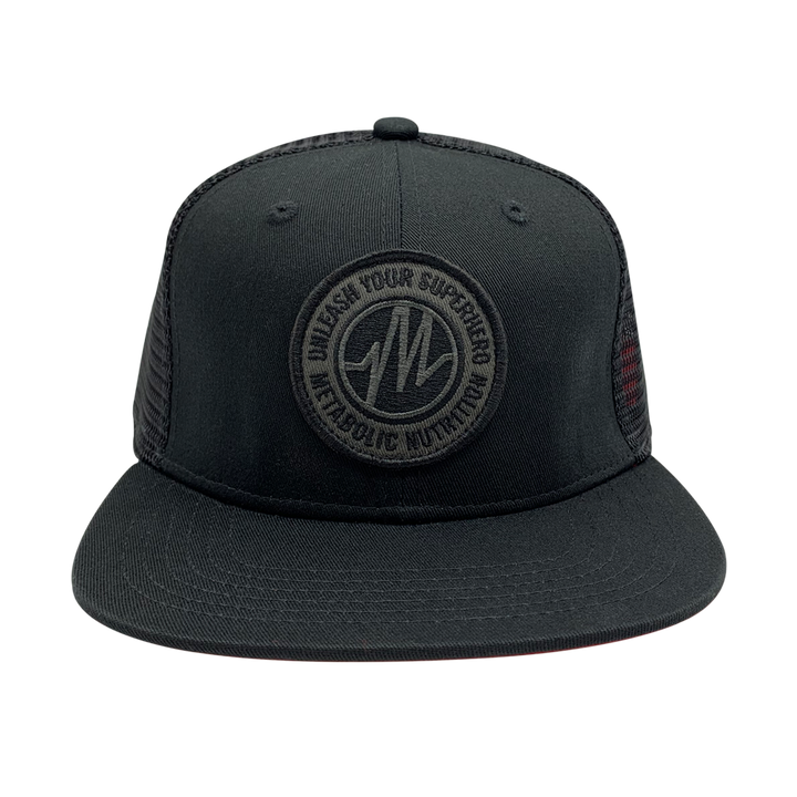 Unleash Your Superhero Trucker Hat