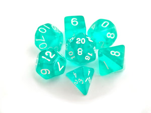 Cloud Drop Dice Set - Wiz Dice