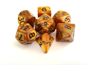 Mountainheart Dice Set - Wiz Dice