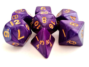 Lucid Dreams Dice Set - Wiz Dice