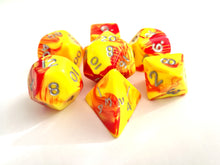 Toxic Ooze Dice Set