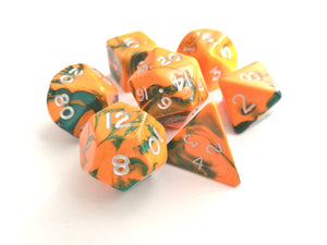 Toxic Chemical Dice Set