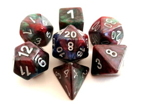 Bloodstone Dice Set - HD Dice