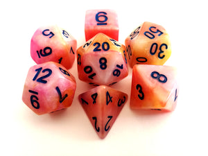 Flamestone Dice Set - HD Dice