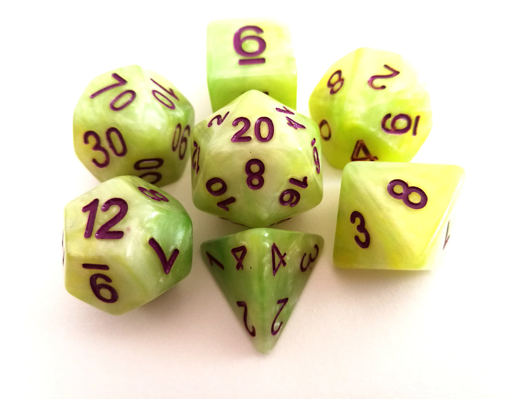 Meadowstone Dice Set - HD Dice