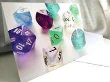 Mixed Dice Greetings Card