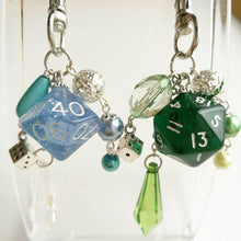 Fancy Dice Bag Clips