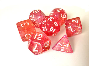 Royal Bubblegum Dice Set - Wiz Dice