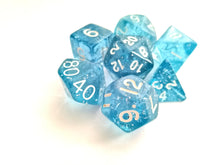 Diamond Dust Dice Set - Wiz Dice