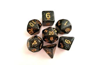 Stardust Dice Set - Wiz Dice