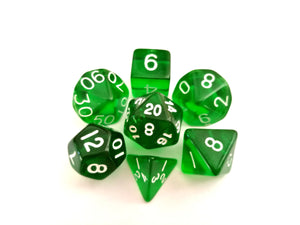 Sylvan Spirits Dice Set - Wiz Dice
