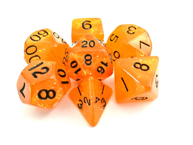 Dwarven Brandy Dice Set - Wiz Dice