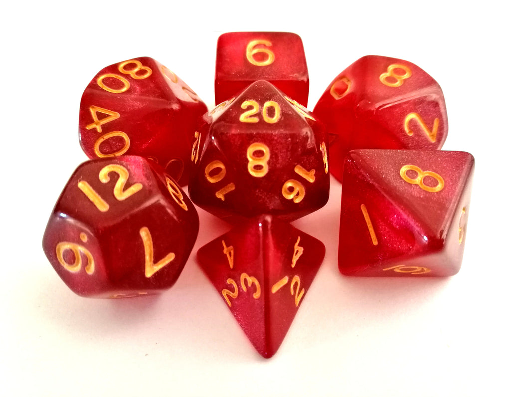Philosophers Stone Dice Set - Wiz Dice