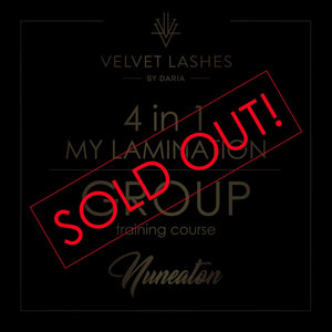 15th April  LASH LIFTING/LAMINATION & BOTOX IN NUNEATON SOLD OUT!!!