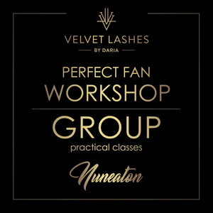 1st April group PERFECT FAN WORKOSHOP IN Nuneaton (UK)
