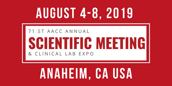 Antibodies is Attending the 71st AACC Annual Scientific Meeting & Clinical Lab Expo