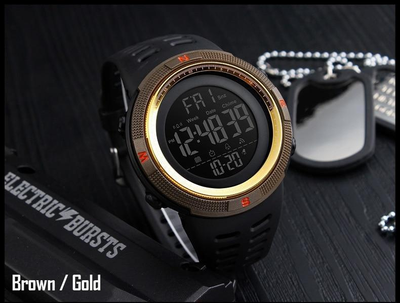 Indestructible Military Watch