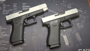Glock 43X and Glock 48 Vs Glock 43