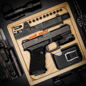 Glock 19 Gen3 with Inforce APLc - LAS Concealment